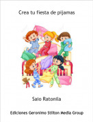 Saio Ratonila - Crea tu fiesta de pijamas