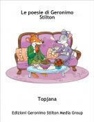 Topjana - Le poesie di Geronimo Stilton