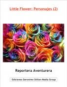 Reportera Aventurera - Little Flower: Personajes (2)