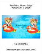 Saio Ratonila - Read On: ¡Nueva Saga! -Personajes a elegir-