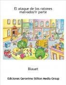 Blauet - El ataque de los ratones malvados1r parte