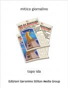 topo ida - mitico giornalino