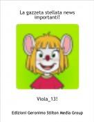 Viola_13! - La gazzeta stellata news importanti!