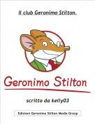 scritto da kelly03 - Il club Geronimo Stilton.