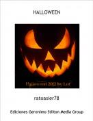 ratoasier78 - HALLOWEEN