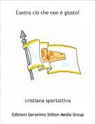 cristiana sportattiva - Contro ciò che non è giusto!