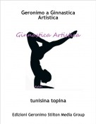 tunisina topina - Geronimo a Ginnastica Artistica