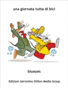 blueyes - una giornata tutta di bici