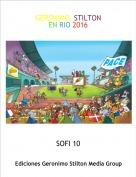 SOFI 10 - GERONIMO  STILTONEN RIO 2016