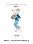 Chiara - Il book fotofrafico di Teaparte 1