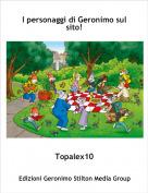 Topalex10 - I personaggi di Geronimo sul sito!