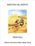 FRENCYBLU - MARATONA NEL DESERTO