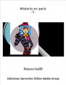 Ratoncita00 - Misterio en parís-1-
