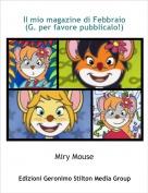 Miry Mouse - Il mio magazine di Febbraio(G. per favore pubblicalo!)