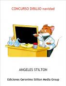 ANGELES STILTON - CONCURSO DIBUJO navidad