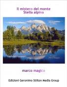 marco magico - Il mistero del monteStella alpina