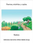 Radany - Poemas,retahilas y coplas