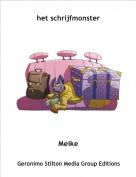 Meike - het schrijfmonster