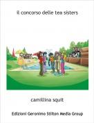 camillina squit - il concorso delle tea sisters