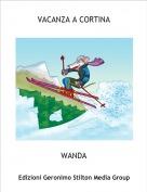 WANDA - VACANZA A CORTINA