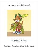 RatonaUnica12 - La maquina del tiempo 3
