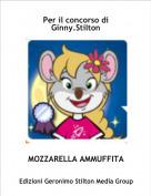 MOZZARELLA AMMUFFITA - Per il concorso di Ginny.Stilton