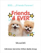 SKcool365 - BOO....¡Friends Forever!