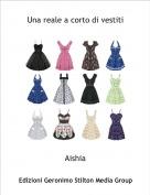Aishia - Una reale a corto di vestiti