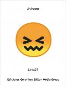 Liria27 - Avisooo