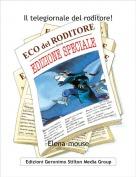 Elena-mouse - Il telegiornale del roditore!