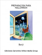 Borji - PREPARACION PARA HALLOWEEN