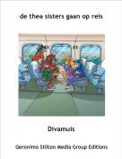 Divamuis - de thea sisters gaan op reis