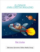 Rat Lluïsa - EL ESPACIO (PARA CHEETAH MAGAZINE)