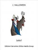 SARA7 - L' HALLOWEEN