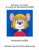 Ratobailarina2008 - Revista a mi modo Al modo de Ratobailarina2008