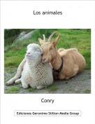 Conry - Los animales