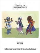 Sorode - Revista deSUPERHÉROES