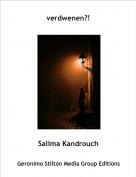 Salima Kandrouch - verdwenen?!