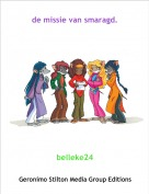 belleke24 - de missie van smaragd.