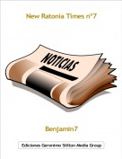 Benjamin7 - New Ratonia Times nº7