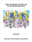 jerry16 - mijn winnende verhaal van de kinderboekenweek