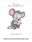 """mascarpoeneri - Ratovista""""la revista del ratón"""""""