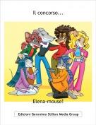 Elena-mouse! - Il concorso...