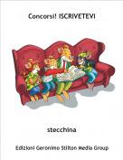 stecchina - Concorsi! ISCRIVETEVI
