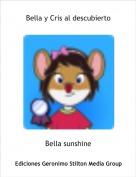 Bella sunshine - Bella y Cris al descubierto