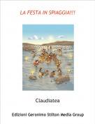 Claudiatea - LA FESTA IN SPIAGGIA!!!