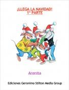 Arenita - ¡LLEGA LA NAVIDAD!1ª PARTE