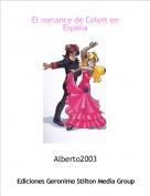 Alberto2003 - El romance de Colett enEspaña