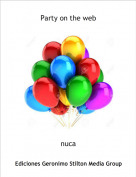 nuca - Party on the web