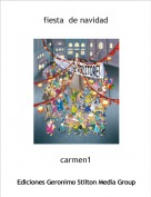 carmen1 - fiesta  de navidad